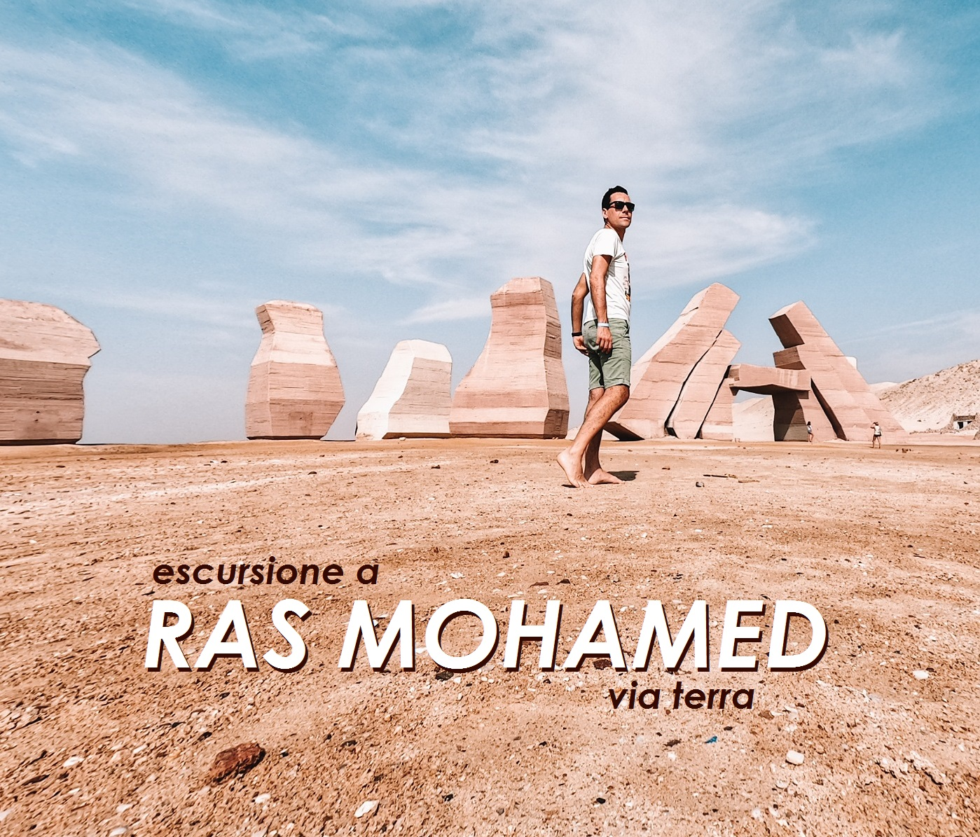 escursione a ras mohamed via terra sharm