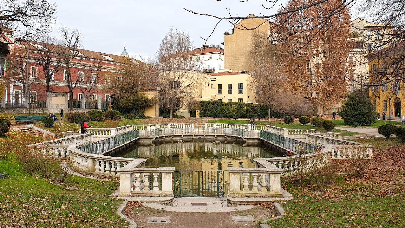 MILANO INSOLITA giardini della guastalla