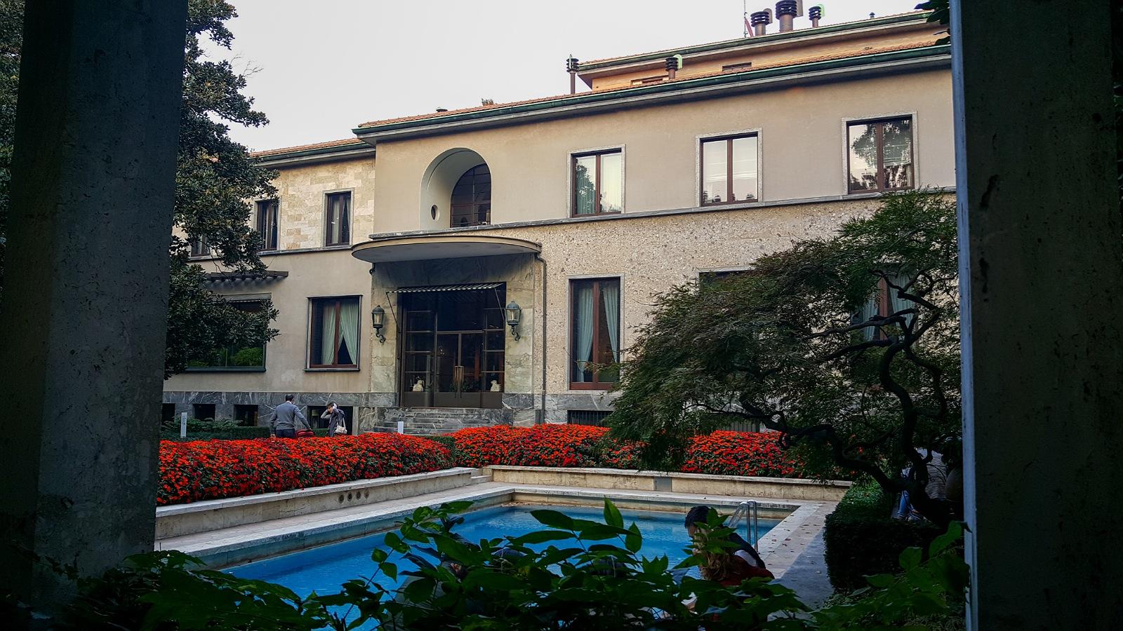 MILANO INSOLITA villa necchi campiglio