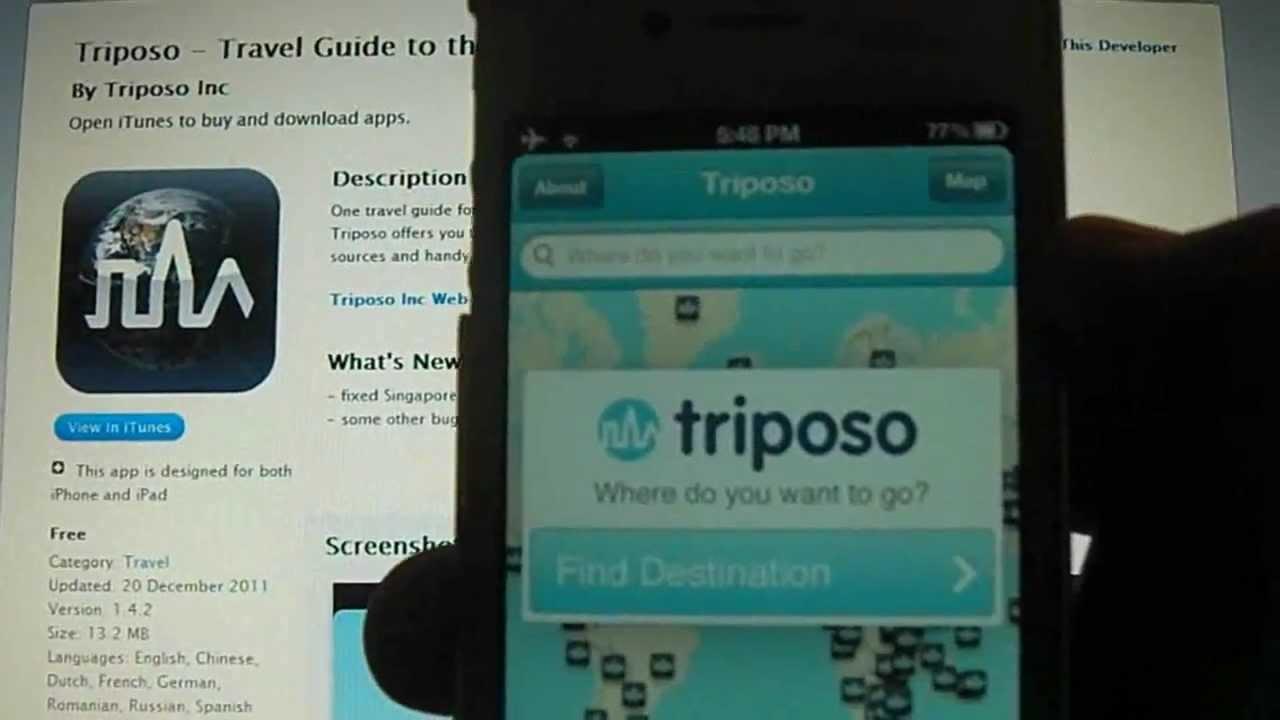 triposo app utili per viaggiare