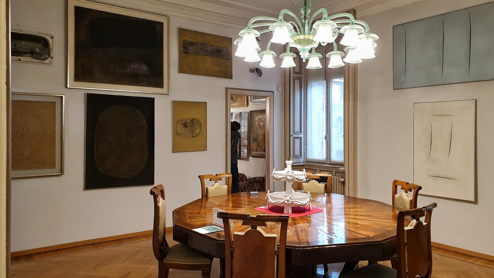 opere casa museo boschi di stefano milano