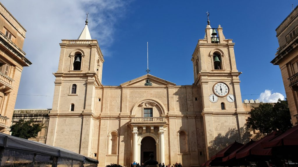 cattedrale san giovanni la valletta