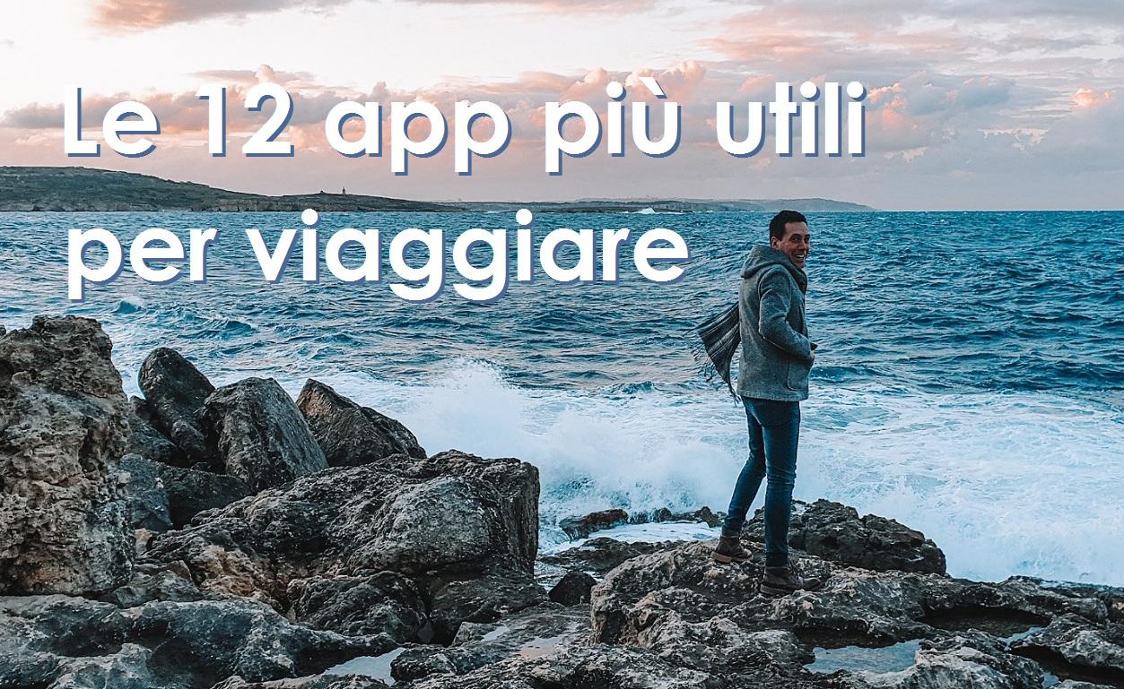 le app più utili per viaggiare