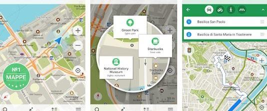 maps.me app utili per viaggiare