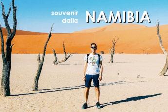 souvenir dalla namibia