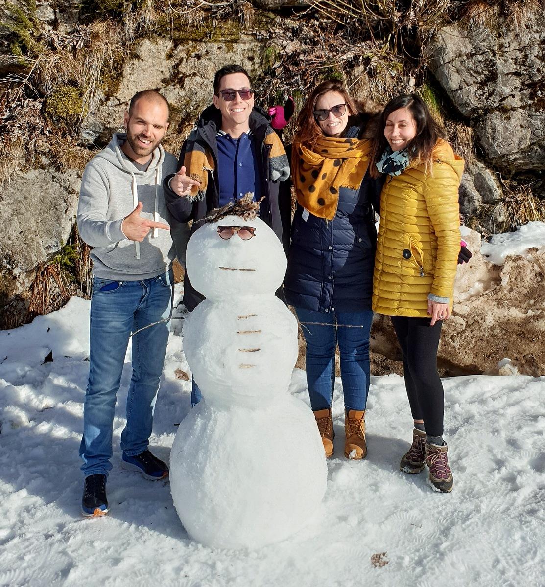 neve sciare rifugio gremei