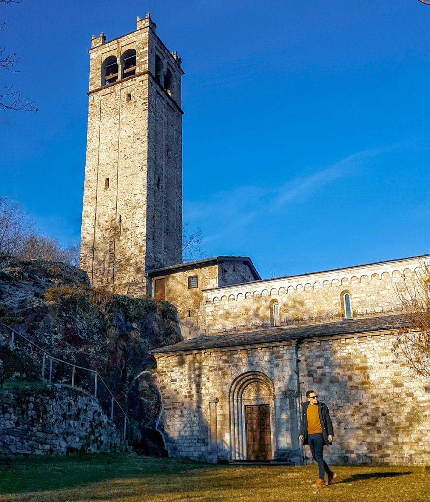 cosa vedere brescia chiese romaniche val camonica