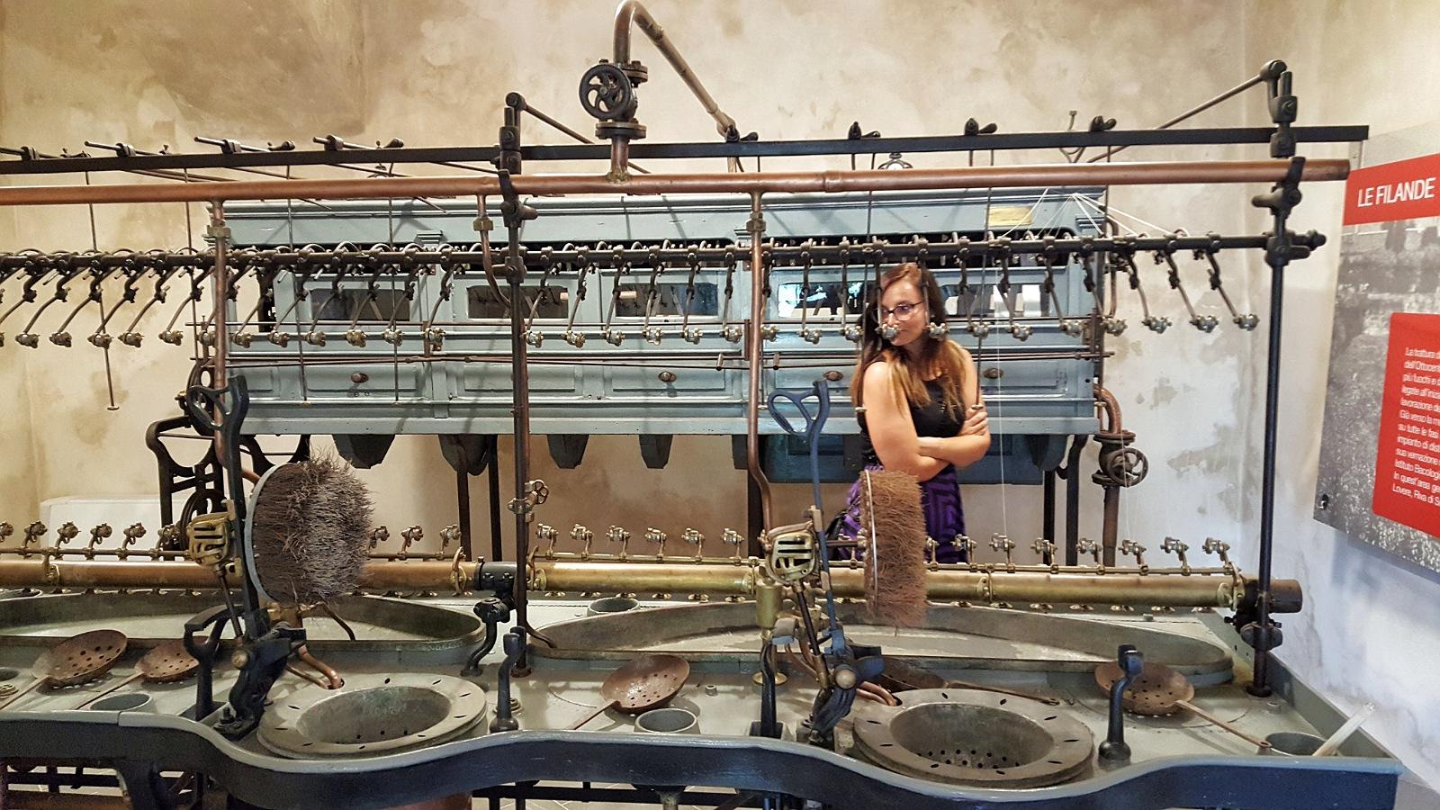 museo seta ranzanico bergamo