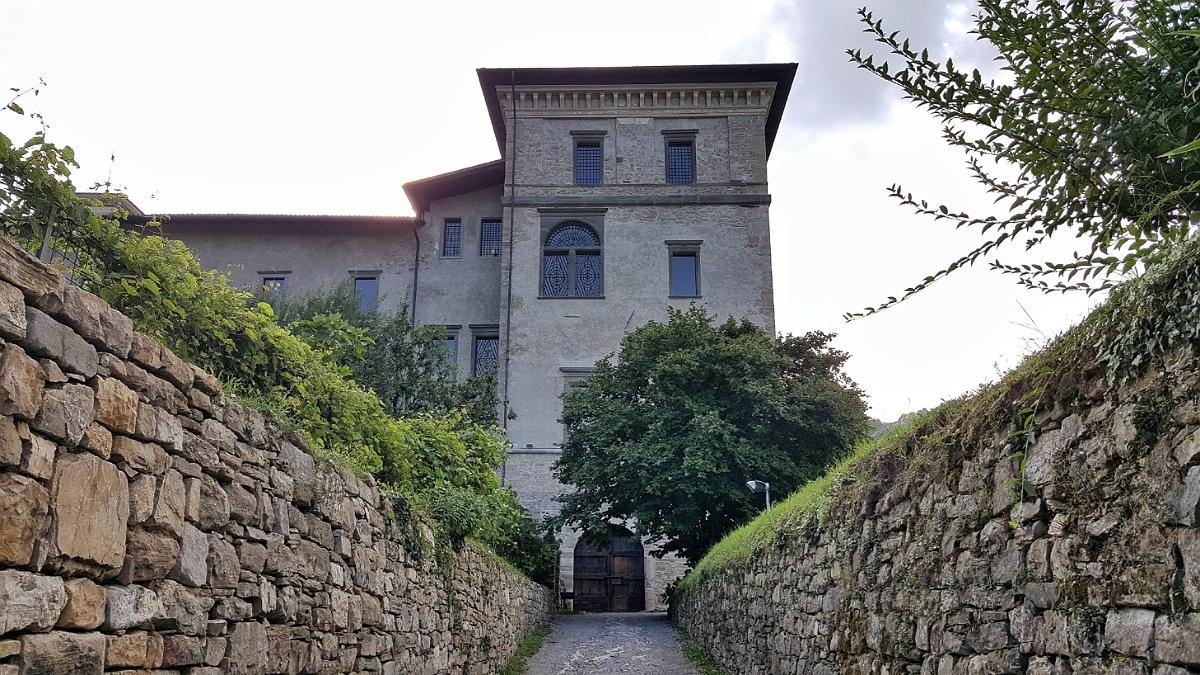gita fuori porta bergamo e dintorni aria aperta monastero astino primavera estate