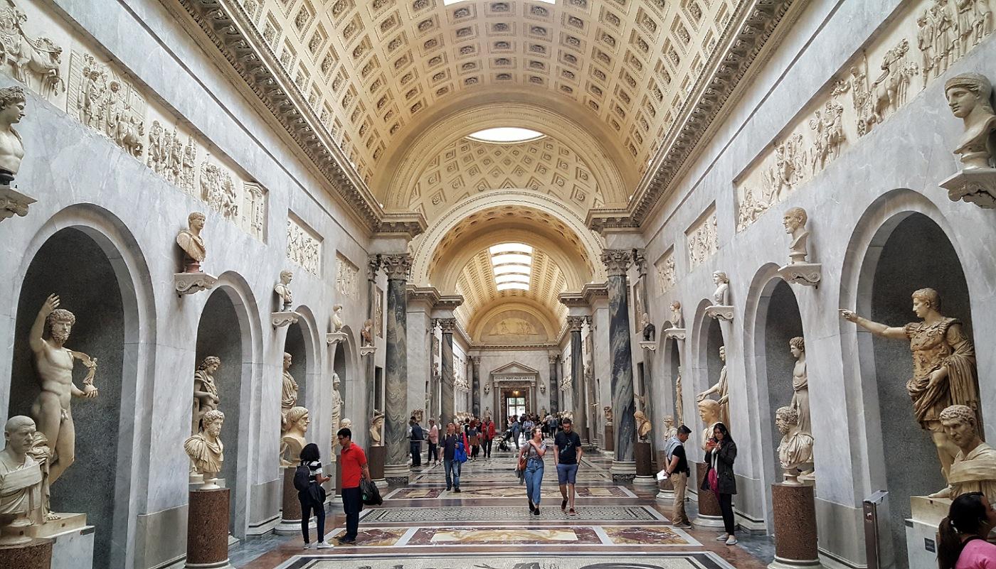 musei vaticani virtual tour cosa vedere