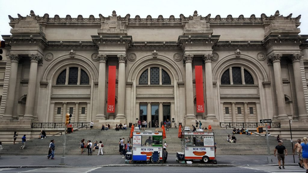 metropolitan museum virtual tour musei