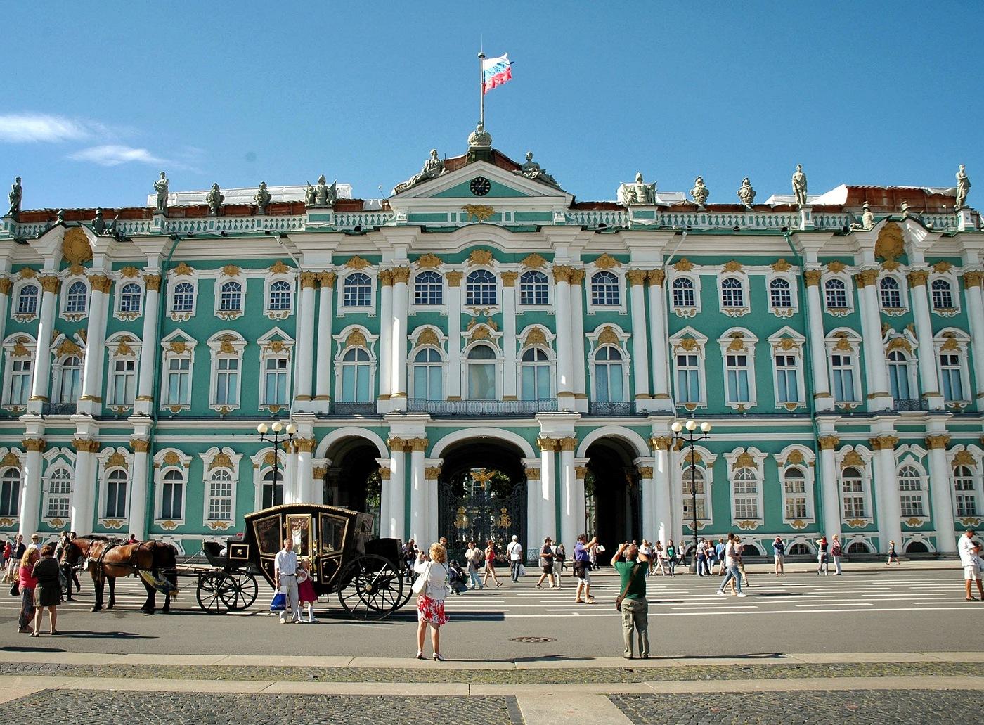 virtual tour online musei hermitage