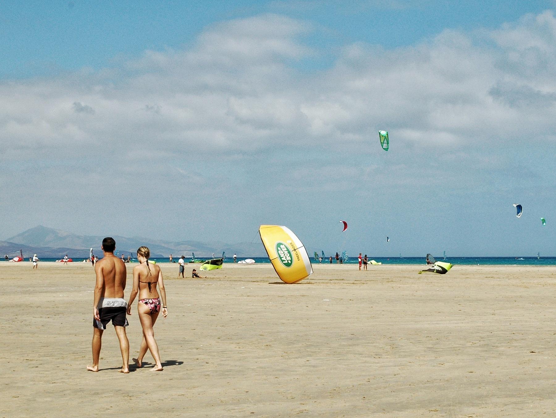 autunno 2020 dove andare in vacanza mare fuerteventura canarie