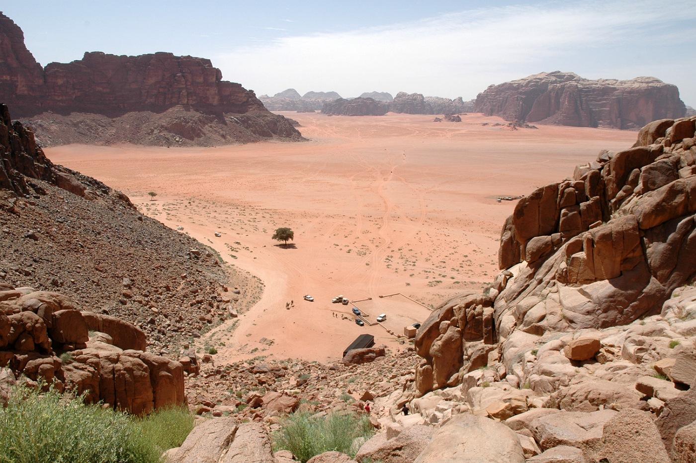autunno 2020 dove andare in viaggio giordania coronavirus