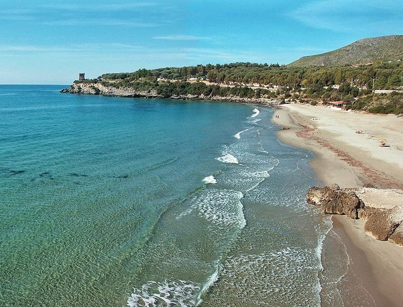 dove andare mare italia estate marina camerota