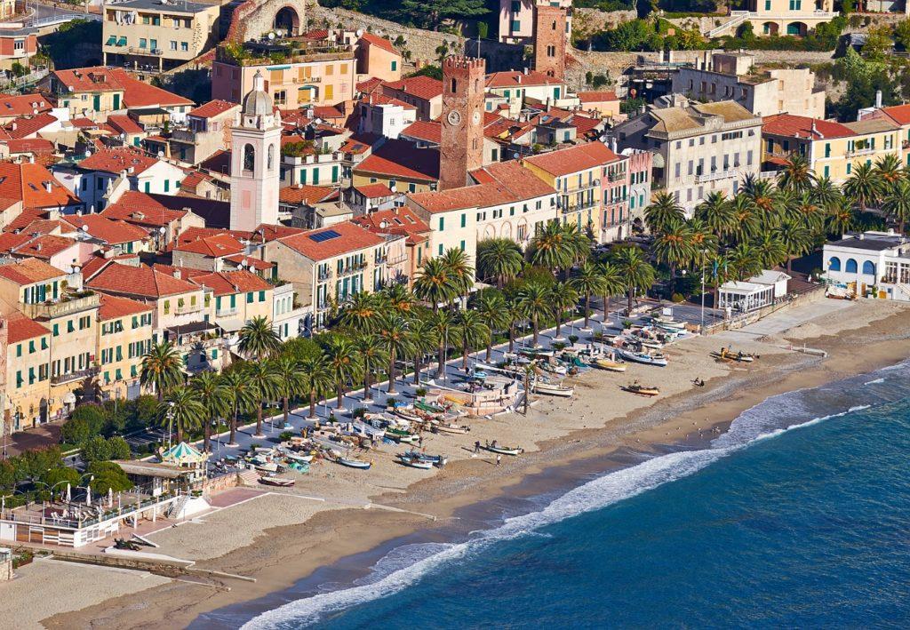 dove andare mare italia estate noli
