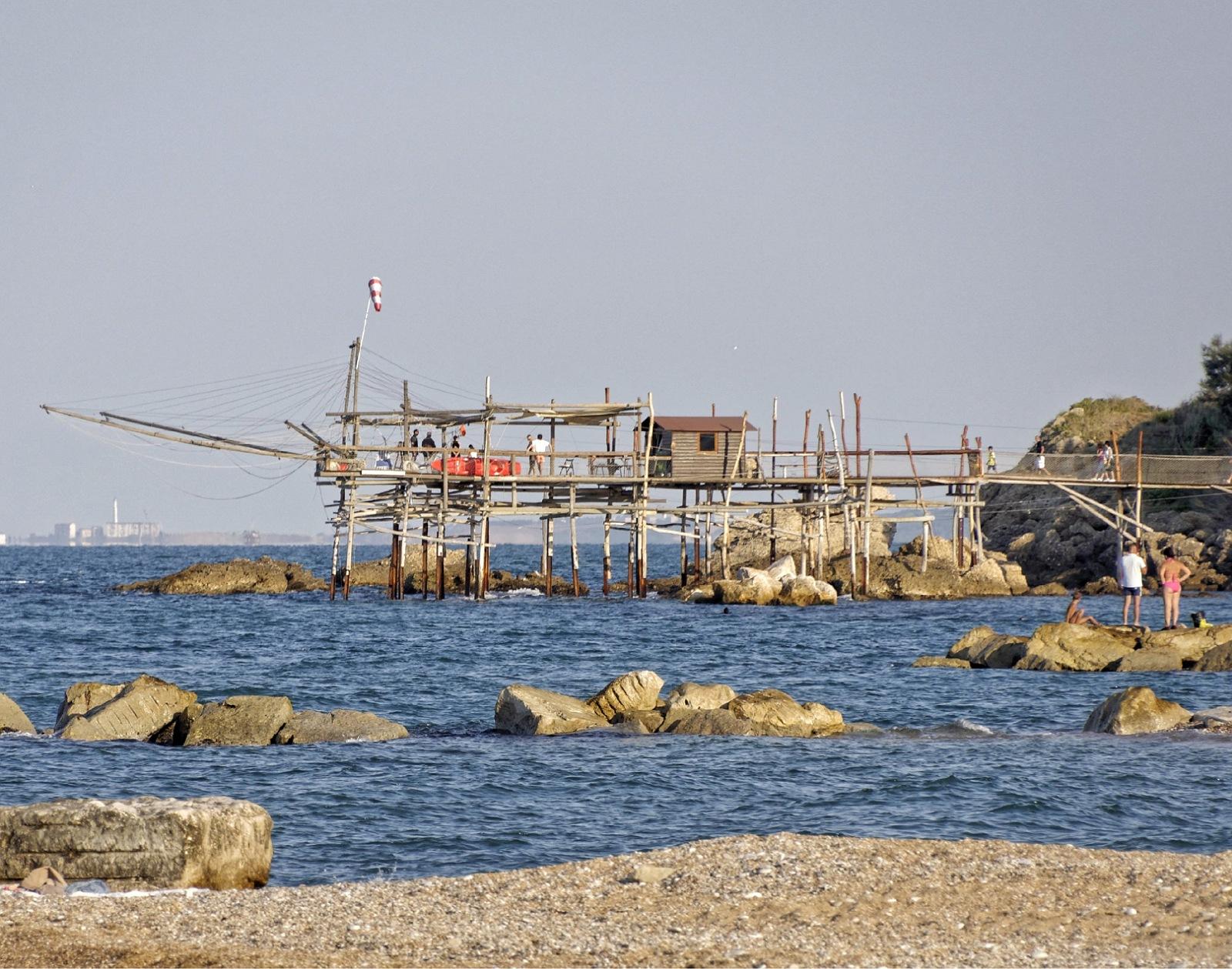 dove andare mare italia estate rocca san giovanni
