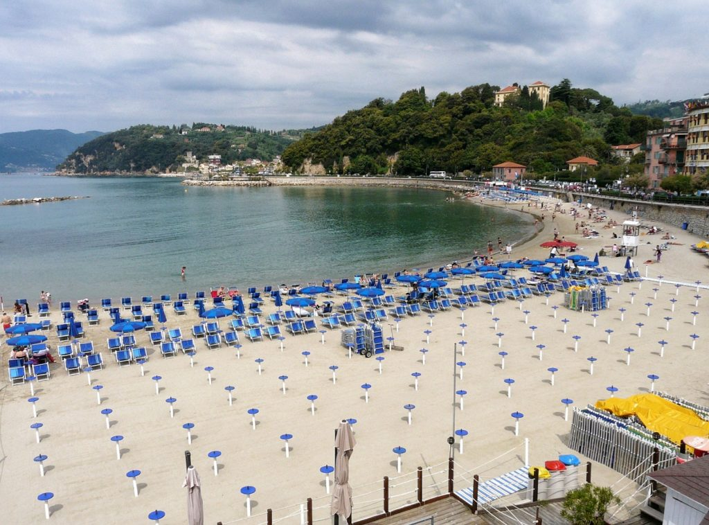 estate 2020 mare italia lerici liguria