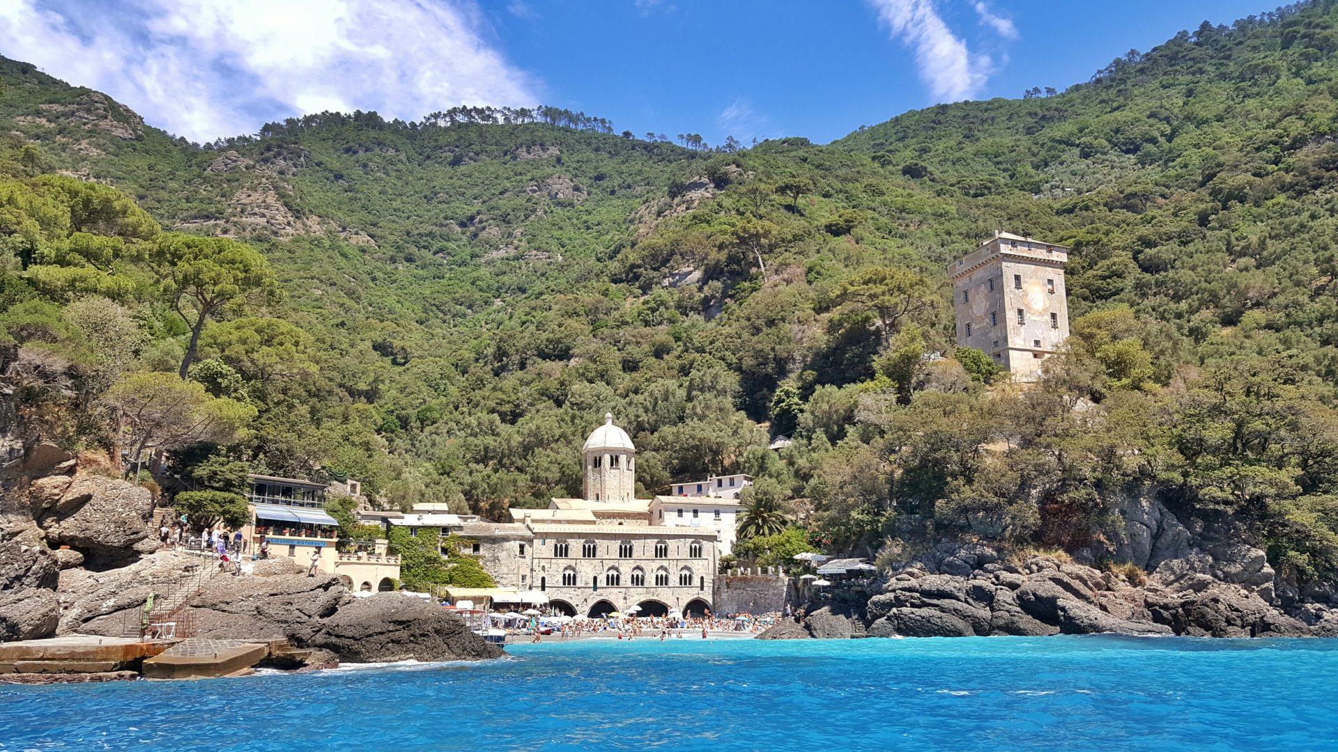 estate dove andare mare italia portofino san fruttuoso