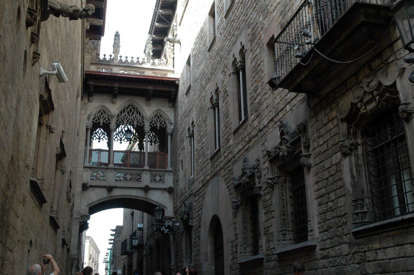 barrio gotico barcellona cosa fare