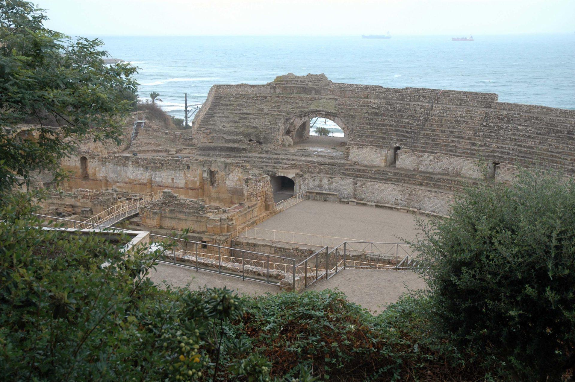 anfiteatro tarragona visita da barcellona