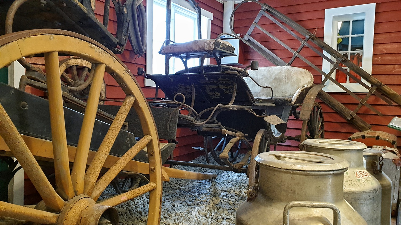 Flam Railway Museum cosa fare norvegia