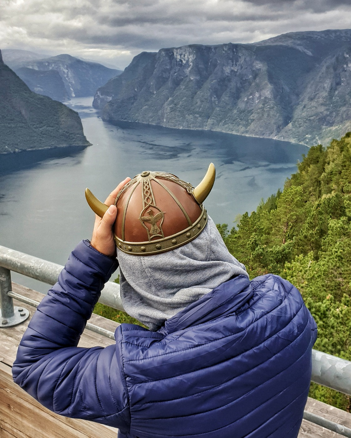 stegastein viepoint flam norvegia