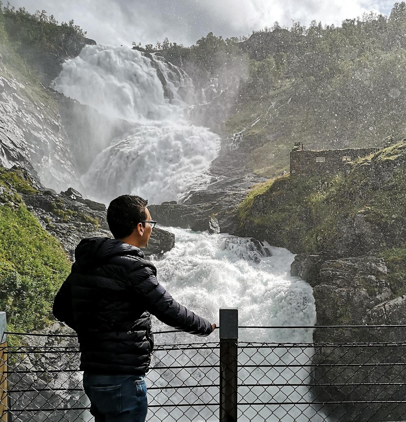 flamsbana norvegia treno panoramico informazioni