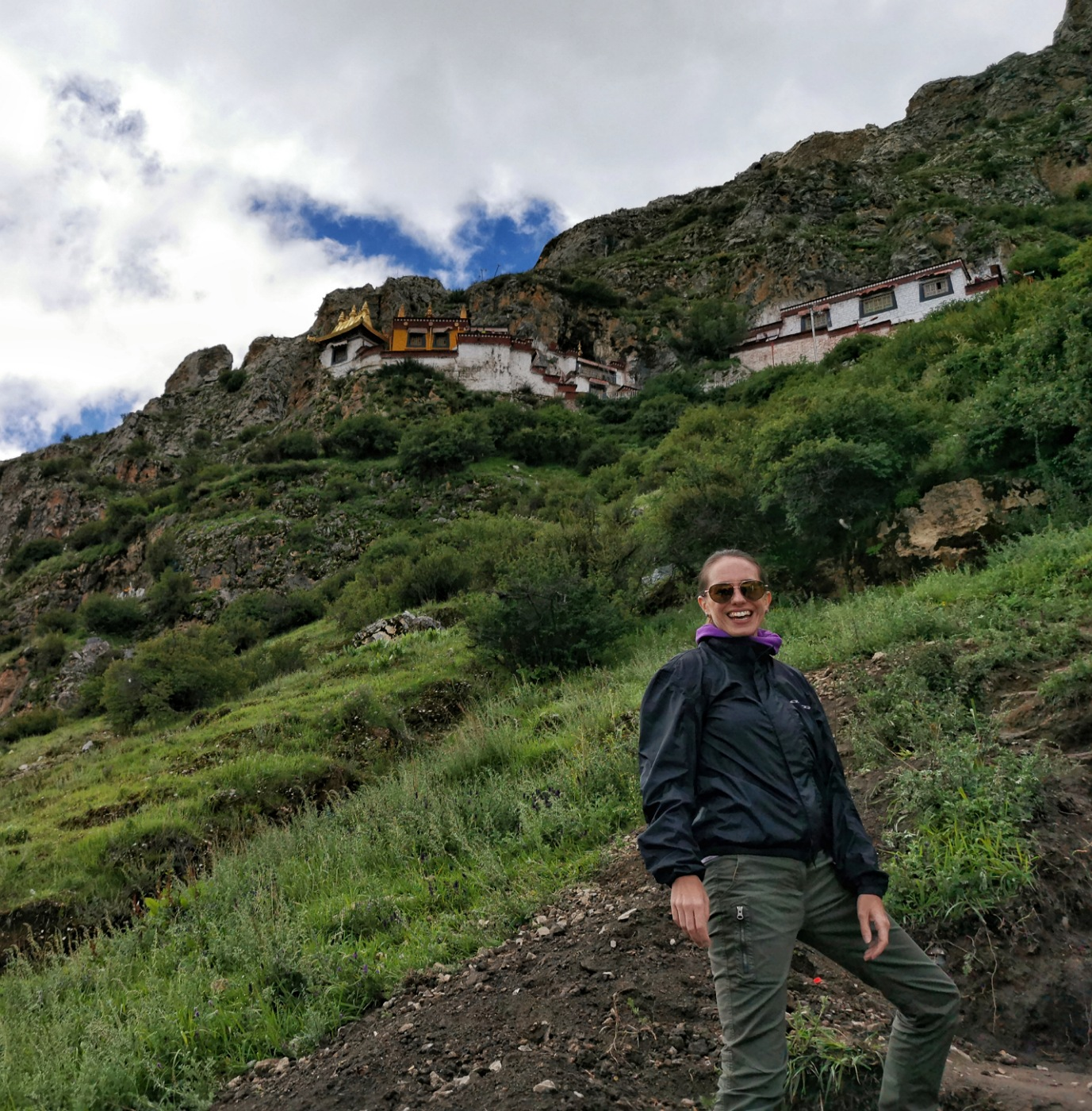 Tibet Monastero Drak Yerpa