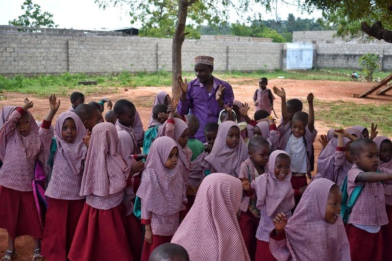 asilo kidoti zanzibar bambini