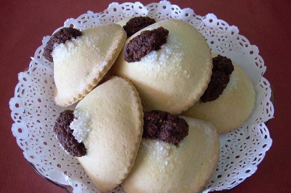 Mpanatigghi è un dolce insolito della sicilia e tra i più curiosi d'europa