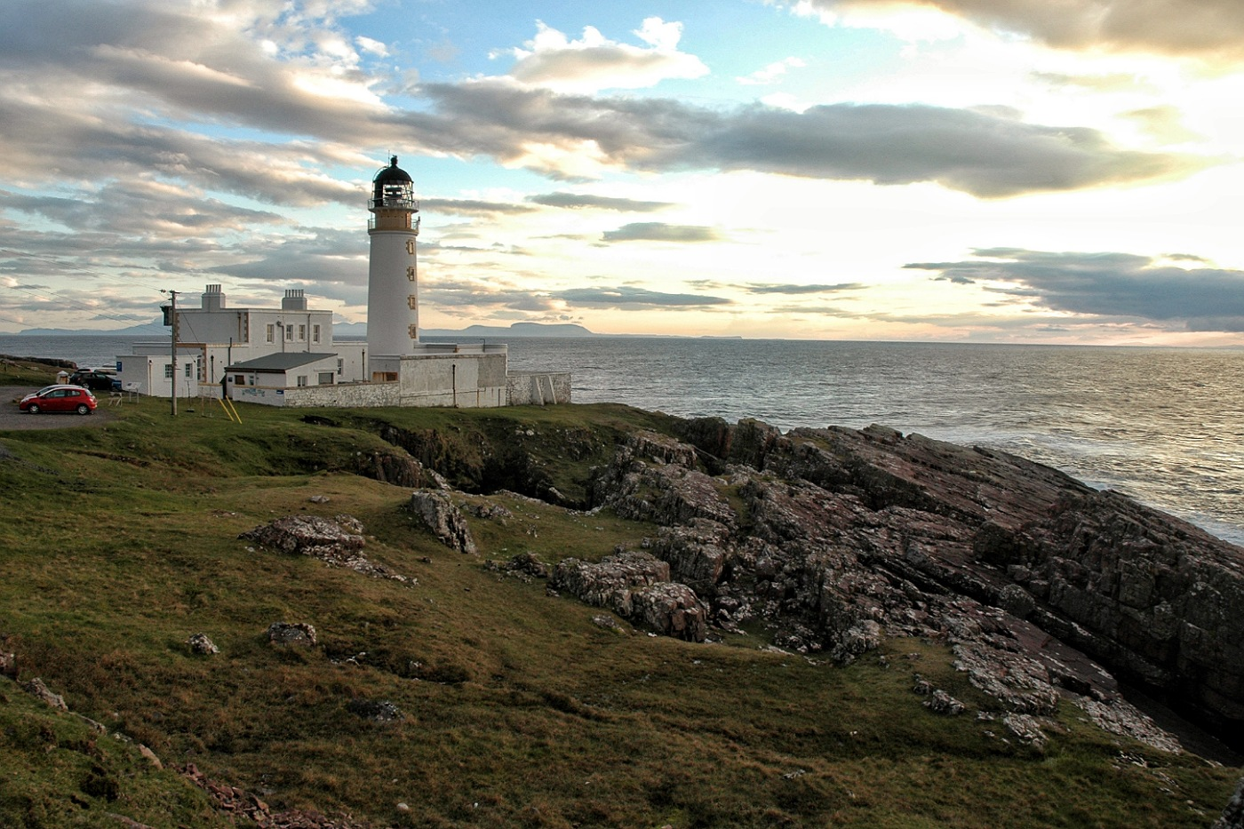 b&b da sogno scozia faro Rua Reidh Lighthouse