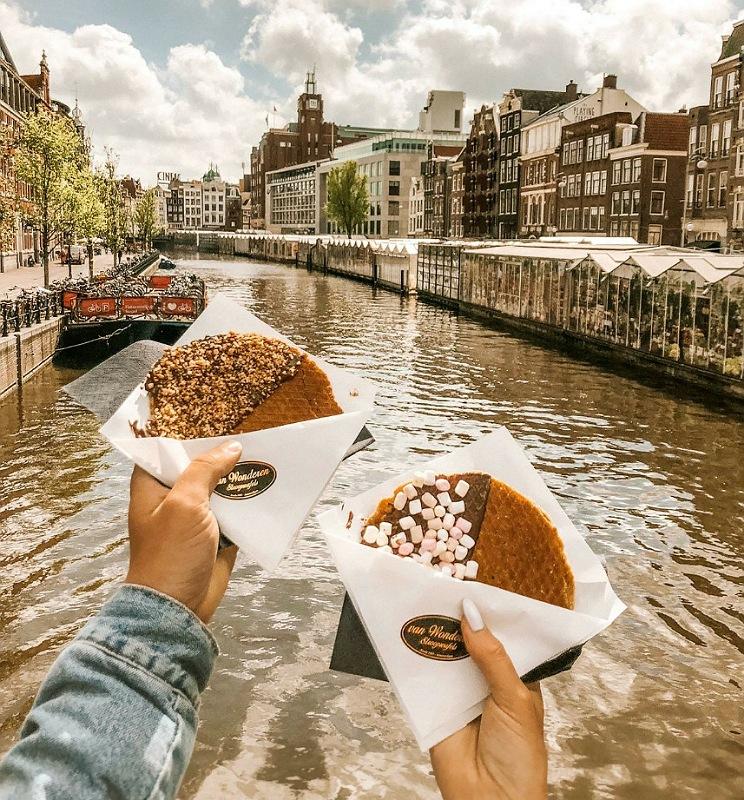 dolci olandesi foto di traveltrouble