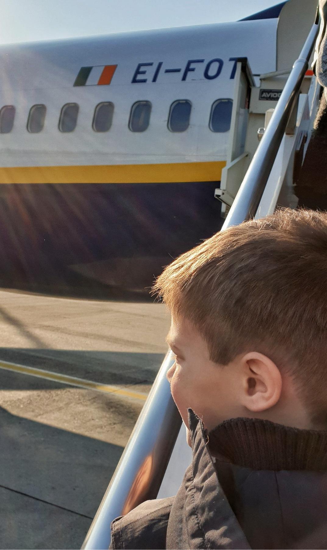 misure di sicurezza per chi viaggia con Ryanair