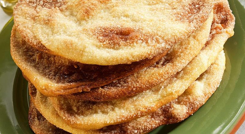 tortas de aceite dolce dell'andalusia di origine araba