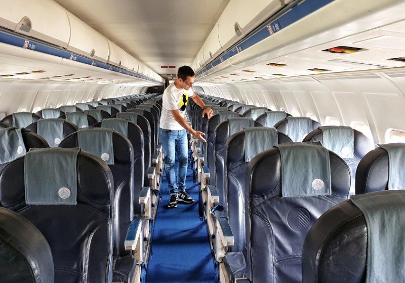 stuart aereo di volandia a varese