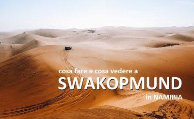 escursione da swakopmund nel deserto in 4x4