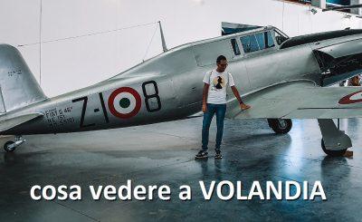 visita al museo e parco del volo a varese