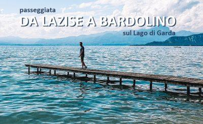 passeggiate sul lago di garda sponda veronese
