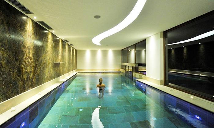 piscina interni centro benessere hotel miramonti spa bergamo