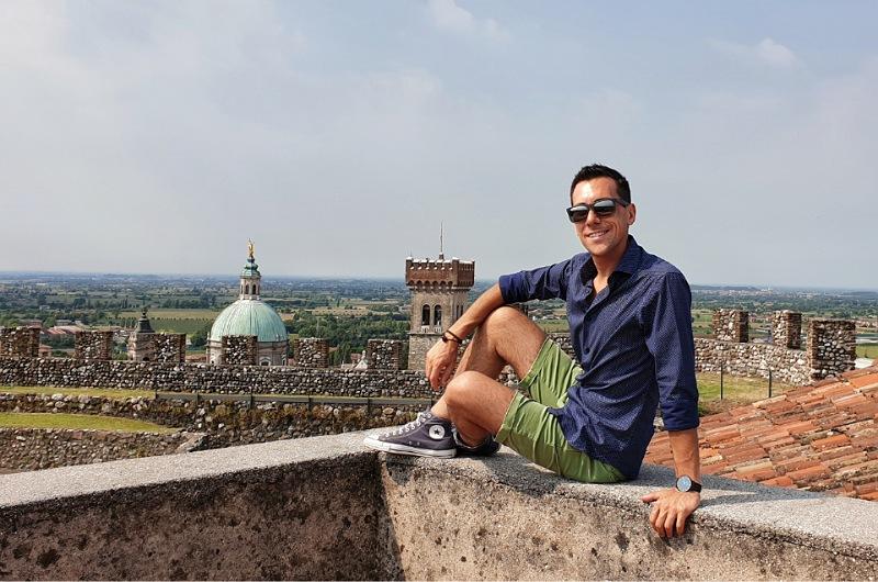 Vista sul Lonato del Garda dalla Rocca_brescia e dintorni_cosa vedere