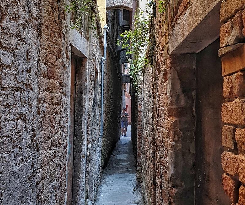 calle varisco di venezia