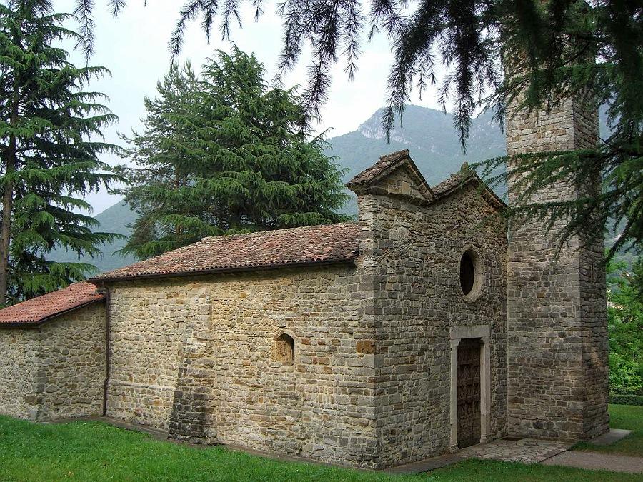 Lago di Endine: cosa vedere e cosa fare_San Pietro in Vincoli a Spinone