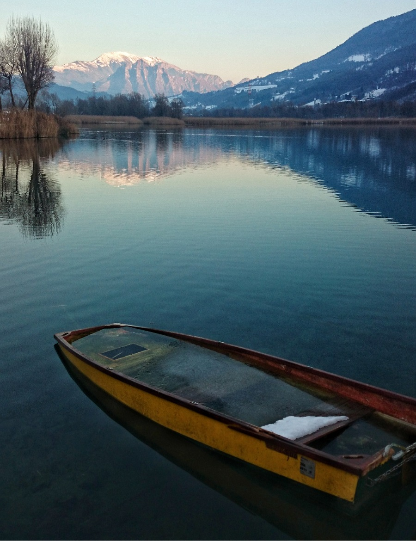 il lago di endine in inverno_cosa fare e cosa vedere
