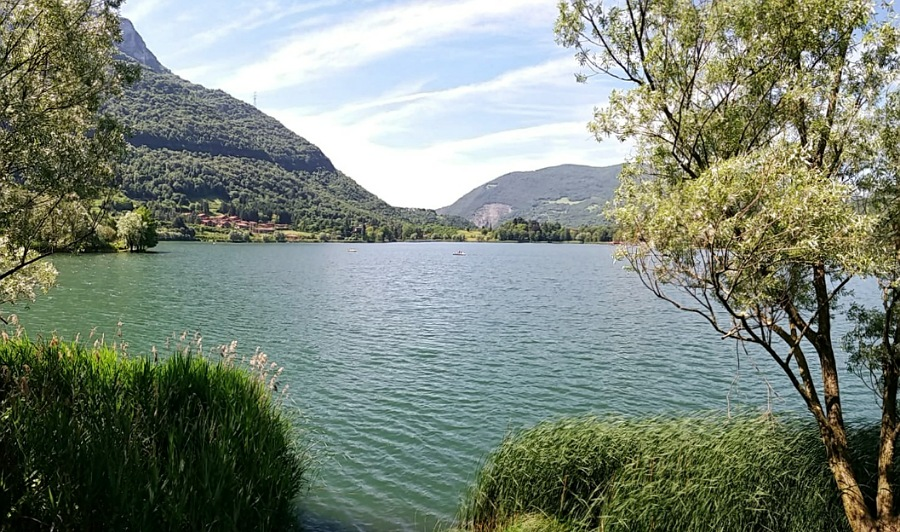 paesaggio del lago di endine_cosa vedere e cosa fare