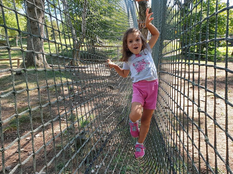 selvino adventure park per bambini al monte purito