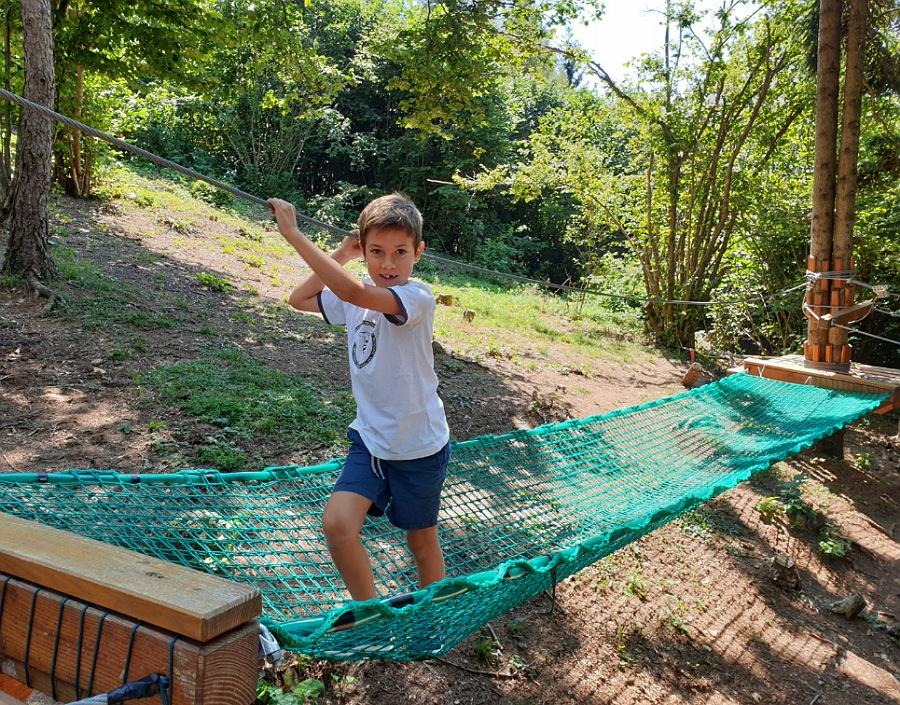 adveventure park di selvino per bambini