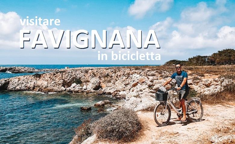 giro di favignana in bicicletta_itinerario