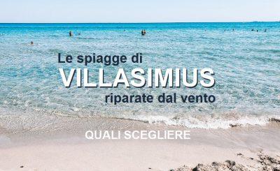 spiagge di villasimius riparate dai venti_quale scegliere