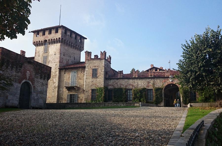 castelli a varese_visconti di san vito_somma lombardo